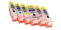 Описание перезаправляемых картриджей для принтеров и МФУ Canon